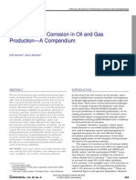 Carbon Dioxide Corrosion in Oil and Gas Production