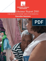 WorldAlzheimerReport2010ExecutiveSummary