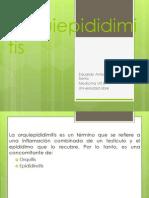 1a (Urologia) - Orquiepididimitis