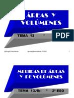 Teoria Area e Volume