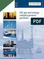 Oil,gasandenergyindustryGeneralportfolio2009