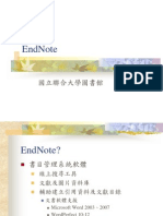 End Note