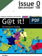 Get it! The European Feeling - Versió IES Baix Camp - Issue 0