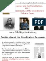 PC 2 Impeachment-Scholar Essay-Student Program
