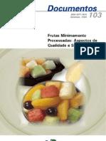 Livro Frutas Minimamente Process Ad As