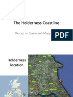 The Holderness Coastline