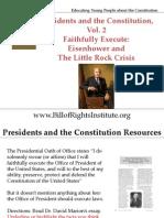 PC 2 Enforcer-Eisenhower and Little Rock-Student Program