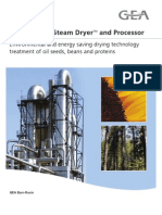 Super Heated Steam Dryer Processor 3