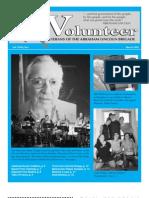 The Volunteer, March 2005