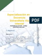 Brochure Especializacion