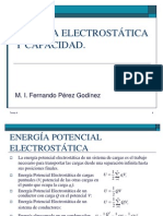 4_Energía Electrostática y Capacidad