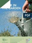 RHS Water in the Garden