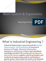 2. Work System Design & Ergonomics