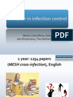 London Year in Infection Control CHIP