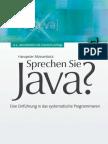 HP.Mössenböck - Sprechen Sie Java - Eine Einführung in das systematische Programmieren