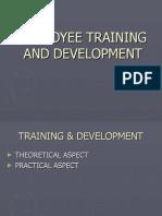 Employee Training and Development 440[1]