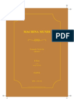 Cristovao Fernando Machina Mundi 6-1