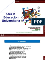 TIC Para La Educacion Universitaria-1