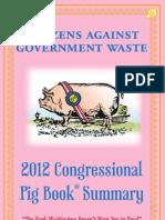 2012 Pig Book