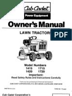 LTX 1040 Service Manual | Belt (Mechanical) | Tractor