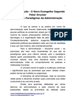 Novos Paradigm As Administracao Peter Drucker