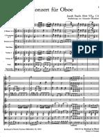 Haydn Oboe Concerto-Grade
