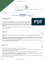 Pump Engineering - End of Curves