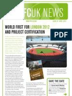 PEFC UK Newsleter - April 2012