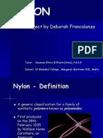 1 Malta Nylon