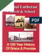 2008 StPaul100 Book Alpha Version