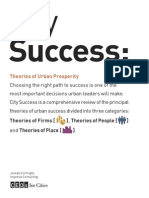 City Success Theories of Urban Prosperity