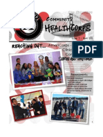 SF Community Health Corps April 2012