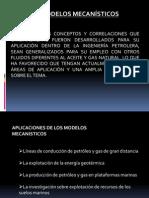 Flujo Multifasico-modelos cos