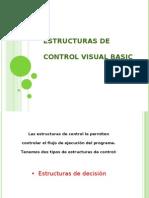 Estructuras de Control Visual Basic