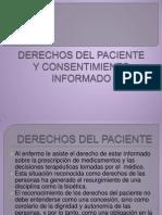 Derechos Del Paciente y to Informado-1