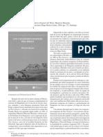 Garcia 2005. Reseña del libro Los Cazadores después del hielo, de M. Massone