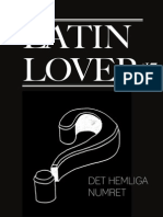 LATIN LOVER #17