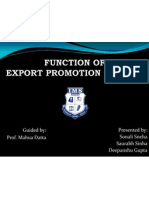 Function of Epc
