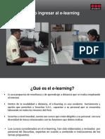 Instructivo E-learning Perú