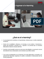 Instructivo E-learning Perú