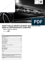 Bmw M-performance Catalogue