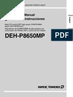 DEH-P8650MP