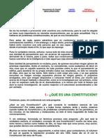 Fernando Lasalle - Qué es una constitución