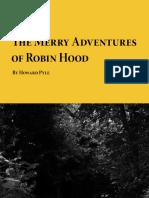 Pyle, Howard 1883 - The Merry Adventures of Robin Hood