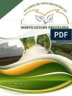 7o Curso de Especializacion Horticultura Protegida