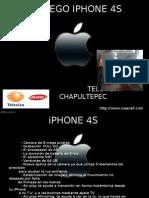 iPhone 4s Ya Llego