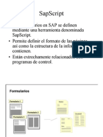 Form - Otro Manual de SapScript