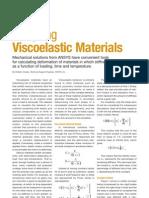 AA V2 I4 Analyzing Viscoelastic Materials