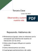 Introduccion a la Sociología Cátedra II Tercera Clase 9 de Abril