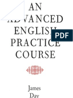 Advanced English Practice Course